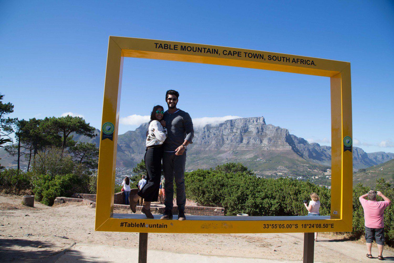 Parque nacional da Table Mountain