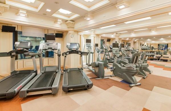 gym imperial hotel