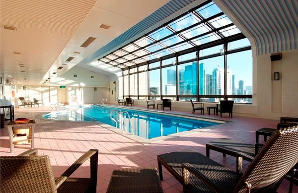 pool imperial hotel