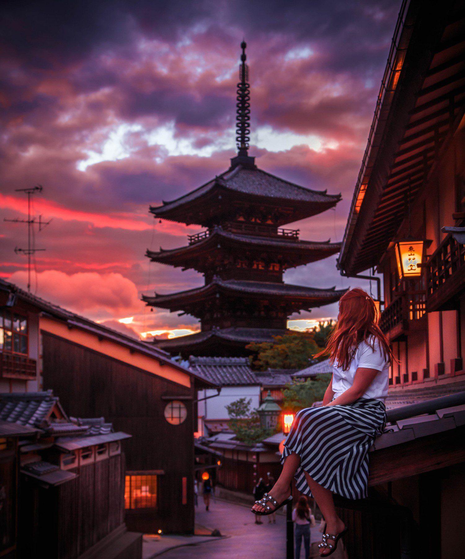 kyoto noite_