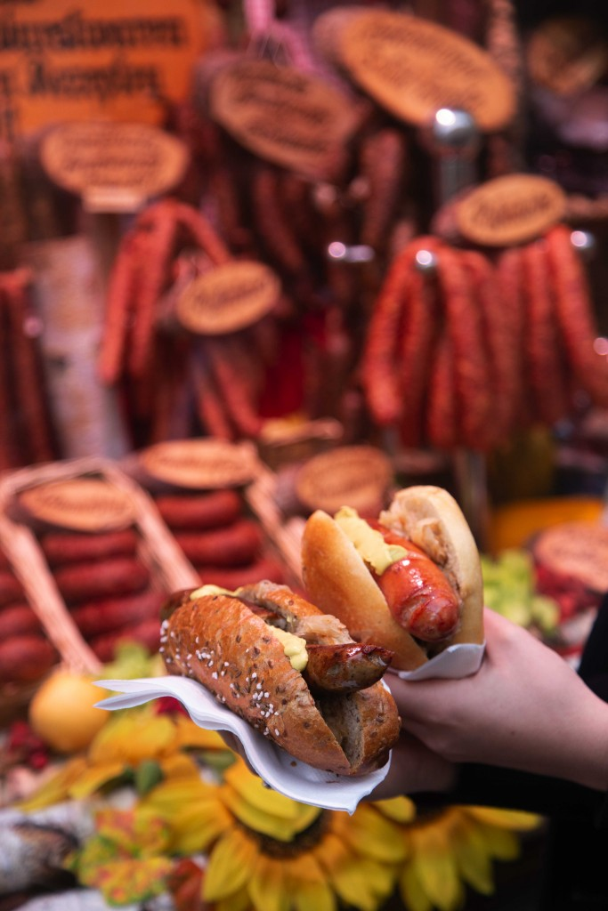rothenburg food
